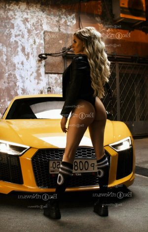 Anne-carole live escort in Oakland California